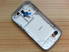 NEW Battery door Cover+Middle Frame Housing for Samsung S Duos S7562 White