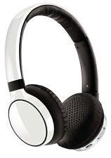 Philips Bluetooth-Stereo-Headset Kopfhörer Kabelloser Kopfhörer SHB9100WT Weiß