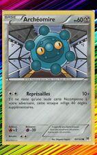 95//162 Carte Pokemon Neuve Française Archéomire Reverse XY8:Impulsion Turbo