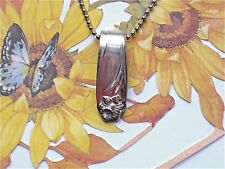 ~DAFFODIL~Rogers 1950~Custom Spoon Pendant~Free Ship~