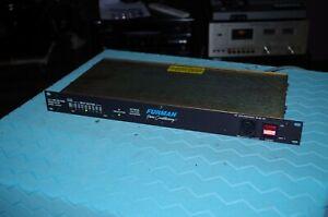Furman AR-2306 Power Regulator