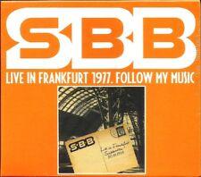SBB – Live In Frankfurt 1977. Follow My Music (Sealed/Folia)