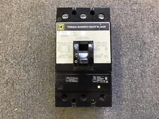 SQUARE D CIRCUIT BREAKER 150 AMP 600V 3 POLE KHP36150