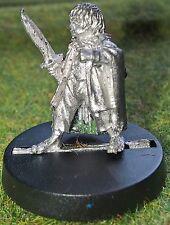 Il Signore degli anelli-Frodo (rif. 3) - NLP-Metallo-GAMES WORKSHOP-EXC GRATIS