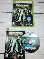 Eragon (Xbox 360, Complete) Pre-Owned CIB - Very Good Condition