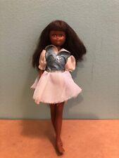 "Rare Fairy Hornby 1983 African American Vintage Doll 6 3/4""  Dress Star"