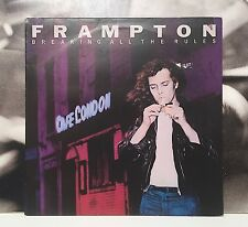 PETER FRAMPTON - BREAKING ALL THE RULES LP VG+/EX- ITA 1981 A&M