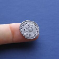 More details for imperial roman silver coin siliqua of valentinian 1st c 364 ad