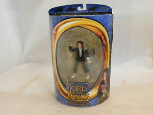 Prologue Bilbo Baggins action figure Toy Biz Lord of the Rings 2003 NIP