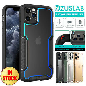 iPhone 11 12 Pro Max mini Case ZUSLAB Heavy Duty Shockproof Slim Cover for Apple