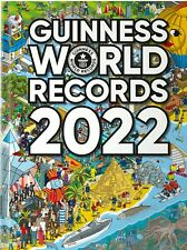 More details for guinness world records 2022 book - ages 7-9 - hardback
