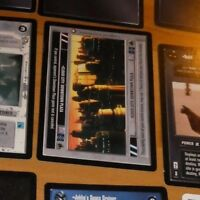 CCG STAR WARS RARE CARD CARTE SPECIAL EDITION Cloud City Downtown Plaza LS BB **