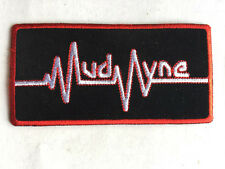 MUDVAYNE Embroidered Heavy Metal Band Iron On or Sew On Patch UK SELLER Patches