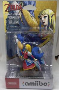 The Legend Of Zelda Amiibo Zelda And Loftwing BNIB