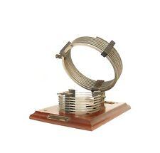 New Listing1915 Murdock Oscillation Transformer Helix For Wireless Radio Spark Transmitter