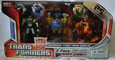 3 PK Transformers Universe Warriors From the WORLDS 25 Years Decepticon 5+ 2009