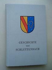 Geschichte von Schuttenbach 1975