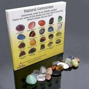 Chakra Gemstones Spare set of STONES ONLY
