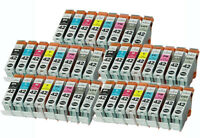 36 Pack BKCMY Ink set with chip for Canon PGI-250 CLI-251 MG7500 Pixma iP8720