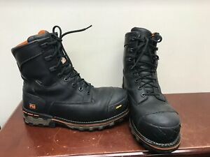 "Men's Timberland Boondock 8"" Work Boots Size 11"