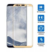 VITRE PROTECTION INT�‰GRALE VERRE TREMP�‰ 3D SAMSUNG GALAXY S9 S8 S7 S6 EDGE PLUS