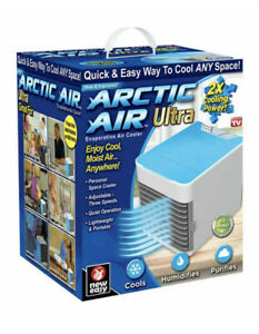 ARCTIC AIR As Seen On TV Portable Evaporative Cooler NEW