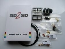 Updated - Commodore 64 Parts Kit for the SID2SID Second SID 6581 & 8580