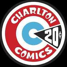 RARE Charlton Comics -  2200 Comics on DVD-ROM