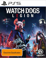 Watch Dogs Legion Aus Print PlayStation Ps5 & Express