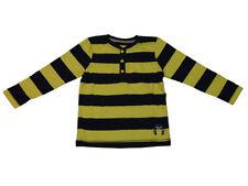 Gestreifte Langarm Jungen-T-Shirts & -Polos mit 128 Größe