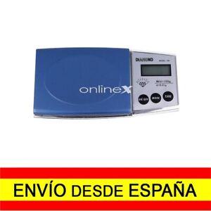 Balanza Digital Precisión 0,01gr / 100 gr. Bascula Peso a1720