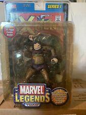 ToyBiz Marvel Legends TOAD Series 1 Sealed 2002 X-Men Disney Xforce New In Box