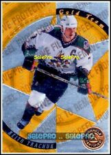 PINNACLE CERTIFIED 1997 KEITH TKACHUK NHL PHOENIX COYOTES RARE GOLD TEAM /300