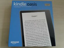 "New Kindle Oasis E-reader Champagne Gold 8 GB/7""/Waterproof/Audible"