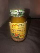 Mega Food Multi for Women 55+ Multivitamin & Mineral 60 Tablets