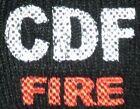 CDF CALFIRE FIRE SHIRT