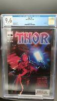 Thor #5 CGC 9.6 (2020) Marvel - 1st App of Black Winter