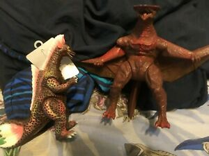 bandai titanosaurus gyaos MMS vinyl with tag
