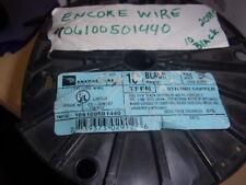 ENCORE WIRE 106100501440  THHN  BLACK STRAND  EST  200 FT )