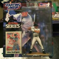 F45 2000 EXT AROD ALEX RODRIGUEZ MARINERS Starting Line Up NIB FREE SHIPPING