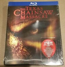 THE TEXAS CHAINSAW MASSACRE 1 DISC BLURAY BEST BUY EXCLUSIVE LENTICULAR SLIP NEW