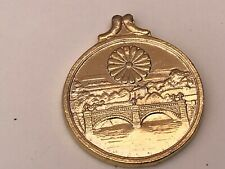 Japanese Soldiers Medal 2ww