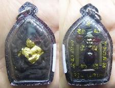 Phra Khunpaen AJ Tapoon Thai Amulet Attract Love Charm Luck Rich Talisman Magic