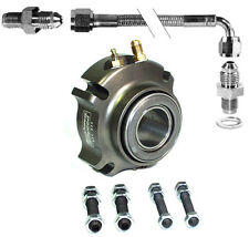 NEW HYDRAULIC THROWOUT BEARING & LINE KIT,RACING CLUTCH