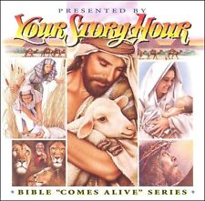 Your Story Hour Volume 4 cd album Bible comes Alive Series