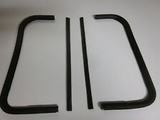 1955-1959 CHEVY and GMC TRUCK VENT WINDOW SEALS PAIR