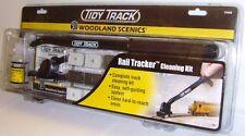 Woodland Scenics TT4550 Rail Tracker Cleaning Kit - New (N/00/H0/0)