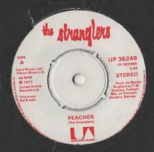 "The Stranglers - Peaches 7"" Single 1977"
