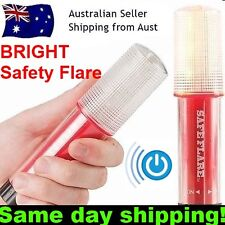 NEW SAFETY FLARE FOR CARS, MOTORCYCLES FLAT TIRE WARNING EMERGENCY SYSTEM LED
