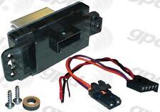 Global Parts 1711975 Blower Motor Resistor 12 Month 12,000 Mile Warranty